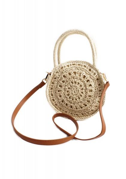 Stroh-Handtasche Alger